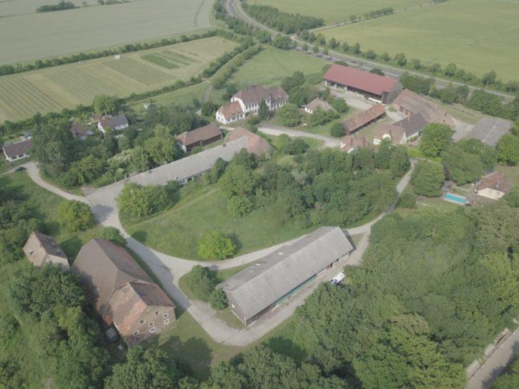 Kirchgartshausen-Drone
